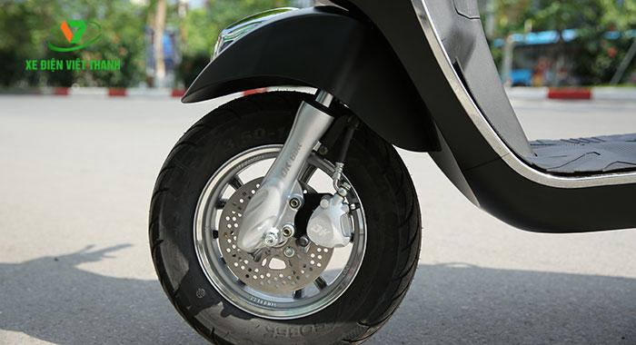 Tích hợp hệ thống chống bó cứng phanh ABS – an toàn tuyệt đối