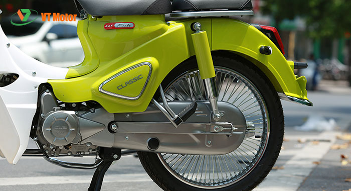 Động cơ 50cc
