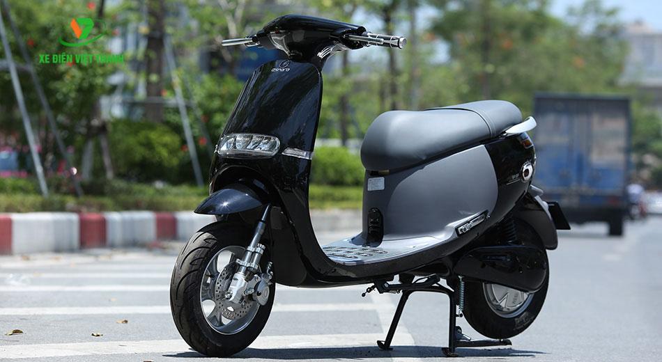 xe máy điện gogo 2019 đen