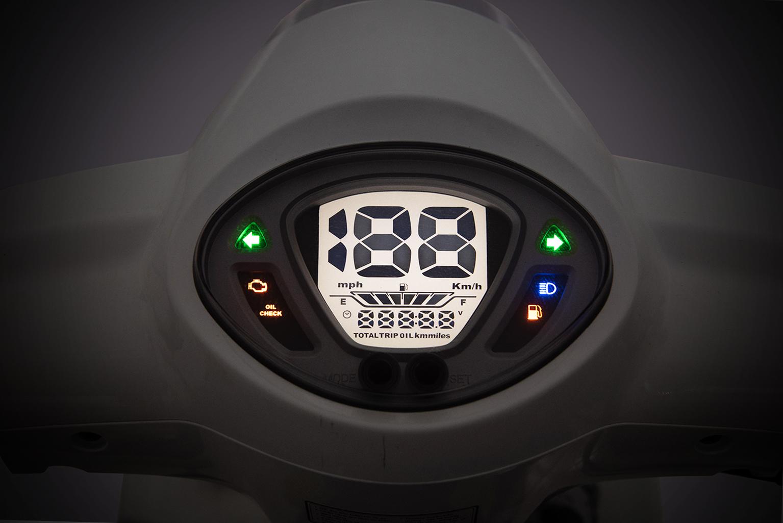 Đồng hồ full LCD